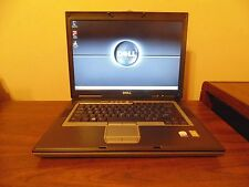 DELL LATITUDE D830 LAPTOP 2.40 GHz 4 GB 160 GB  #455