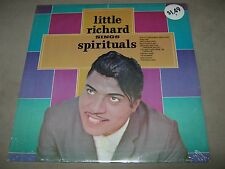 LITTLE RICHARD Sings SPIRITUALS RARE FACTORY SEALED LP NoCutOut Reissue Pray