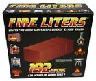 Fire Liters # 10192 192 Pack Fireplace , Firewood , Charcoal BBQ Lighters