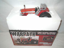 Massey Ferguson 2805 Warpath Pulling Tractor By SpecCast  1/16th Scale