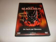DVD  Sukkubus - Die Nacht der Dämonen