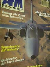 Air Forces Monthly Magazine May 1995 Italy/Chechenia/Yugoslavia/Goldwater Air Fo