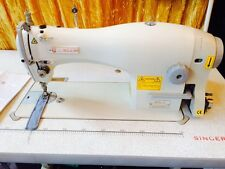 NEW SINGER INDUSTRIAL LOCKSTITCH SEWING MACHINE CASH AN CARRY ONLY BARGAIN PRICE