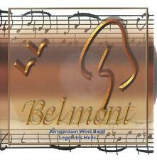 CD album - BELMONT - AMSTERDAM WEST BAND - SALVATION ARMY  GOSPEL CHRISTIAN POP