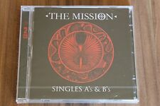The Mission - Singles A's & B's (2015) (DoCD) (Universal UMC-4733808) (Neu+OVP)