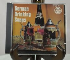 German Drinking Songs [Bescol] by Various Artists (CD, 1994, Legacy) FREE SHIP
