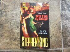 2013 Joyland by Stephen King, Hard Case Crime Novel