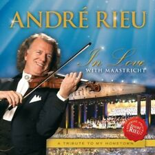 In Love With Maastricht-A Tribute To My Hometown - Andre Rieu (2013, CD NIEUW)