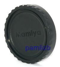 Replacement  Rear protective  cap , fits  Mamiya  M645 manual focus  camera lens