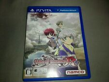 Used PS VITA TALES OF INNOCENCE R / Japan Import Game Play Station VITA