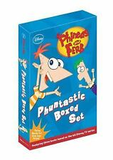 Phineas and Ferb Chapter Book: Phineas and Ferb Chapter Book Box Set (Books 1-3)