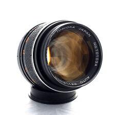 Tomioka Revuenon 55mm f/1,2 M42 Fastest M42 mount lens RARE