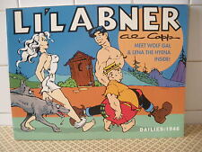 Li'l Abner  Al Capp Volume 12 Dailies: 1946 Kitchen Sink Press (BH3)
