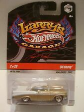 Hot Wheels Larry's Garage '56 Chevy Real Riders 2 of 20  1:64 Diecast C4-84