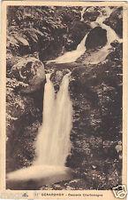 88 - cpa - GERARDMER - Cascade Charlemagne ( i 931)