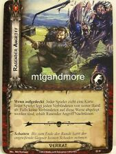 Lord of the Rings LCG  - 1x Rasender Angriff  #023 - Die Dunland-Falle