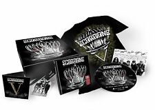 Scorpions Return to Forever limited 50th anniversary box set signed deluxe