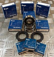 Rear Wheel Bearing Full Kit OEM KOYO Yamaha XTZ 750 H Super Tenere 1993