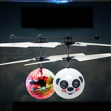 Children Flying RC Ball Led Flashing Light Aircraft Helicopter interesting Toy