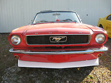 1965-1966 Mustang Fiberglass Front Chin Spoiler -  Made In The USA