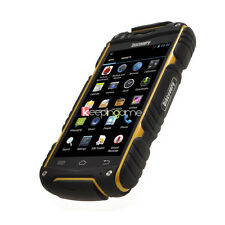 Discovery V8 4.0Inch Android 4.2 Water/Dust/Shockproof Mobilephone Yellow
