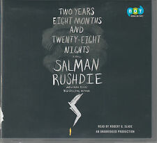 Two Years Eight Months and Twenty Eight Nights Salman Rushdie   BOT 9 CDs