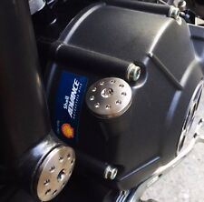 Ducati Scrambler 800 Titanium Oil Cap 2015 + Super Corse Monster 796 Icon All