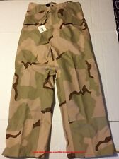 Desert Camo Extended Cold Weather Clothing System Trousers, Small Long