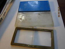 Glendale Optical Co,inc woodbury,NY supersite welding magnifier,w/case vintage
