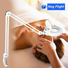 Desk Magnifier Magnifying Lamp Light 5 Diopter Beauty Salon Skincare spa clamp