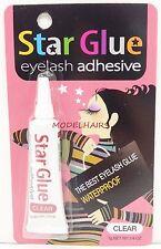 STAR GLUE EYELASH ADHESIVE GLUE FOR FAKE EYELASHES CLEAR 7g 0.1/4oz