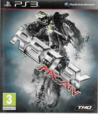 MX vs ATV Reflex - PS3 Playstation 3 - Very Good - 1st Class Delivery