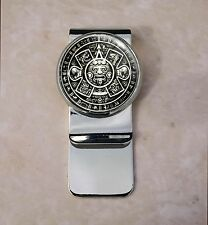 Aztec Indigenous Mexico Mexican Mesoamerica Style Money Clip