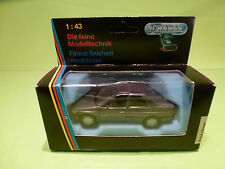 SCHABAK 1092 FORD ORION  4 DOORS - METALLIC GREY 1:43 - NEAR MINT IN BOX