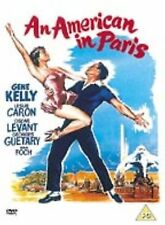 An American In Paris [DVD] [1951]  Gene Kelly, Leslie Caron Brand New and Sealed