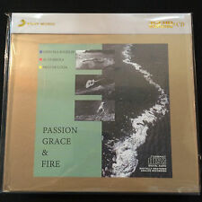 John Mclaughlin Al Di Meola Passion Grace & Fire K2HD CD Japan Limited No. 10