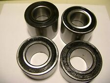 2008-2013 KAWASAKI TERYX 750 KRF750 ALL FOUR FRONT REAR WHEEL BEARINGS K174