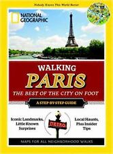 Walking Paris (Cities of a Lifetime) by National Geographic