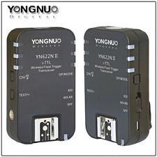 Yongnuo YN-622N II TTL Wireless Flash Trigger HSS 1/8000  For Nikon Cameras