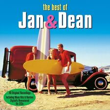 JAN & DEAN - THE BEST OF - 40 ORIGINAL RECORDINGS (NEW SEALED 2CD)