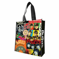 THE BEATLES - ALBUMS - REUSABLE SHOPPING TOTE/GIFT BAG - MUSIC BAND 64273