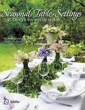 Seasonal Table Settings: 21 Designs Inspired by Nature-ExLibrary