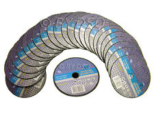 Trade Quality 3 Inch 75mm Air Cut Off Tool Discs x 25 Pack Exhaust Pipe AT016