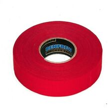 NEW  Renfrew 1 Roll Singel RED Ice Hockey Stick Shaft Blade Bat Sports TAPE 24mm