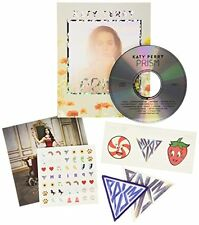 USED (VG) PRISM – 'ZinePak Edition (Deluxe CD + 64-Page Mini-Mag + Merchandise)