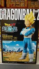 DRAGON BALL Z VEGETA SS SPECIAL COLOR Ver. CONCRETE FIGURA FIGURE NEW NUEVA