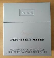 Oasis: Definitely Maybe Complete Single Box