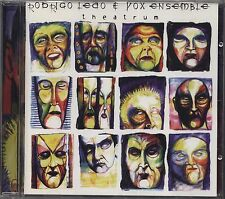 RODRIGO LEAO & VOX ENSEMBLE - Theatrum - CD 1996 COME NUOVO SK 63033