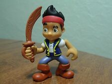Disney Jake & The Neverland Pirates Jake Pirate Figure Only PVC Figure