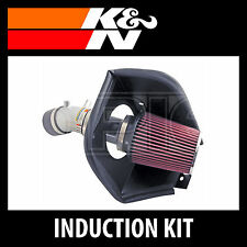 K&N Typhoon Performance Air Induction Kit - 69-8615TS - K and N High Flow Part